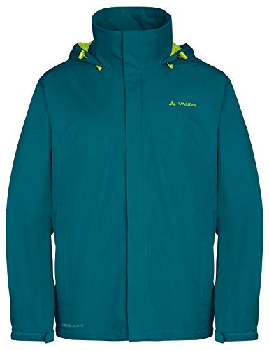 VAUDE Herren Jacke Men's Escape Light, Regene, petroleum, 56, 043419835600