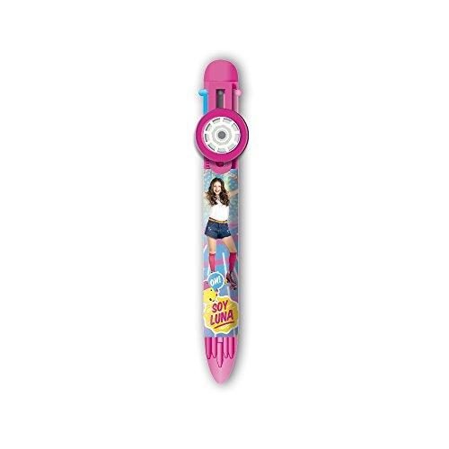 Disney–soy Luna–Bolígrafo 6colores