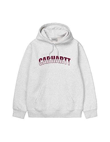 Carhartt District Sweat-shirt pour homme Gris - Gris - S