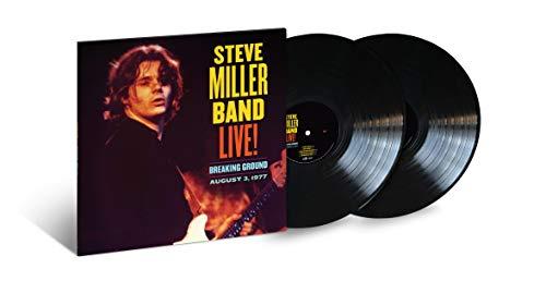Live! Breaking Ground August 3 1977