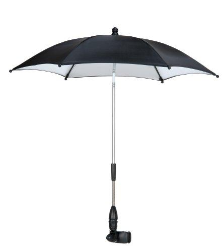 Safety 1st 17119600 Sonnenschirm (UV-Schutz 40+, Durchmesser ca. 70cm) schwarz
