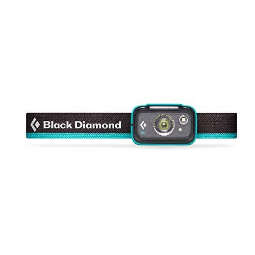 Black Diamond Spot 325 Lampe Frontale Mixte Adulte, Aqua Blue, FR Unique (Taille Fabricant : One Size)