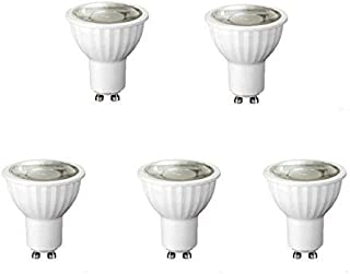 BOMBILLA LED GU10 8W 220-240V 6400K 5 (Pack)