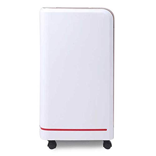 Check Out This HQYXGS Dehumidifier, Mute Led Display Intelligent Timing Household Bedroom Basement Dehumidifier with Universal Wheel