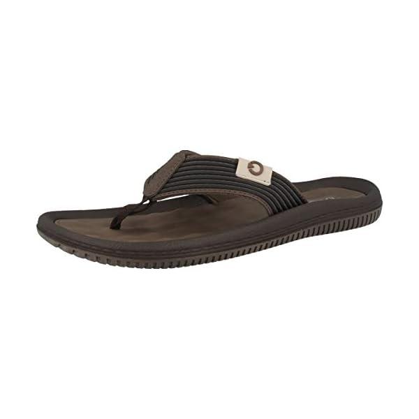Cartago Men's Flip Flop Sandals, US 7.5