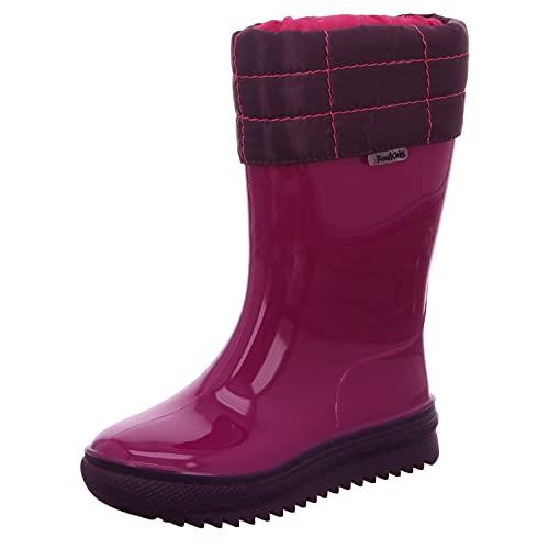 Romika Cosmos 01, Boots mixte adulte, Rose - Pink (fuchsia-auberg. 481), 22