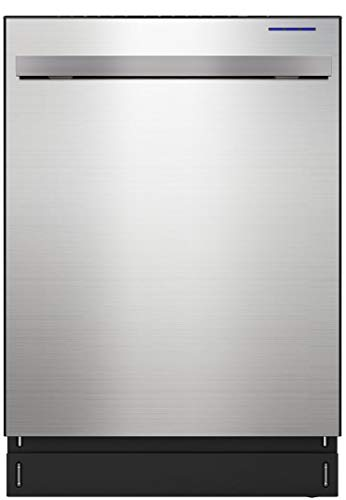 Sharp SDW6757ES 24' Dishwasher with Tall Tub, 6 Cycles, 7 Options, Power Wash, LED Interior Lighting and 45 dBA