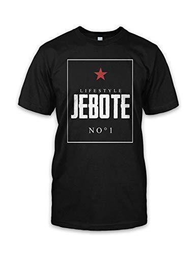 net-shirts Balkan Apparel - Jebote Lifestyle T-Shirt, Größe L, Schwarz