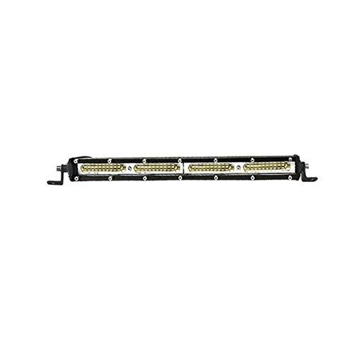 JLMOH Componentes de los Faros 13/07/19 Pulgadas Barra de 60W / 120W / 180W luz LED Foco Proyector for Tractores de Remolque Auto del Coche de la Motocicleta de la lámpara de luz de Trabajo de rampa