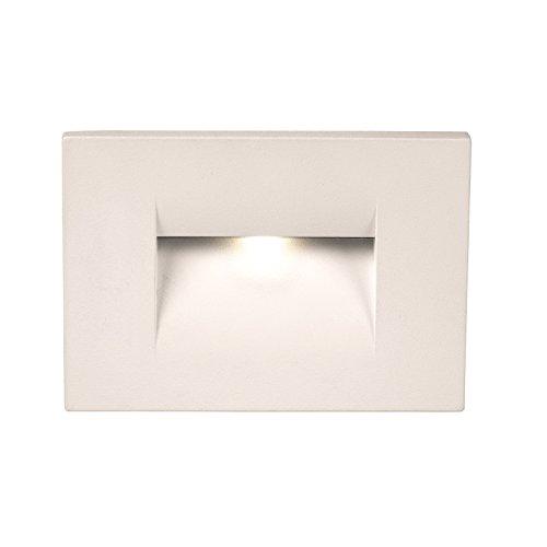 Foco LED empotrable para marcar los pasos, lámpara con luz de 3W, para exterior, de Pan Fast