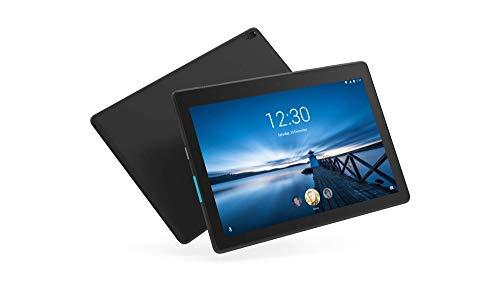 Lenovo Tab E10 10.1''HD Tablette tactile Noire (Processeur Qualcomm APQ8009 4Coeurs, 2 Go de RAM,...