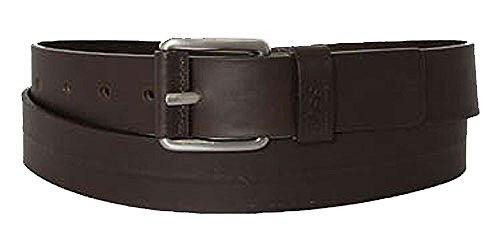 BOSS Ceinture homme leather dark brown 34