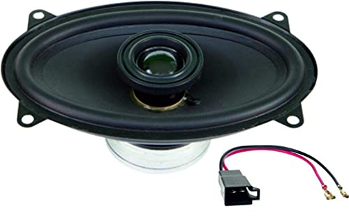 AUDIO SYSTEM XCFIT - Sistema de altavoces coax para Volkswagen Scirocco 2 EVO (85 W)