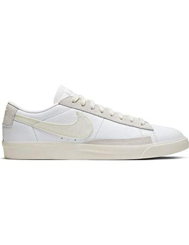 Zapatillas Nike Blazer Low Leather White/Sail Hombre 44 5