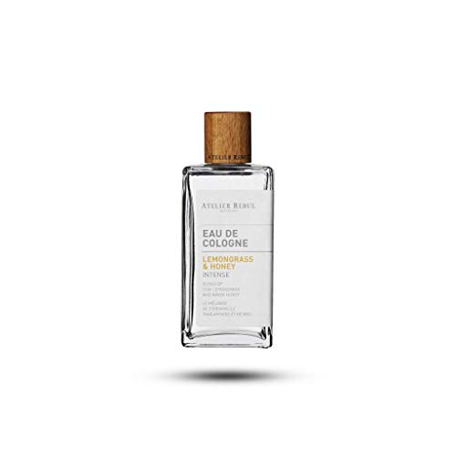 Atelier Rebul Atelier rebul zitronengras & honig 200 ml eau de cologne