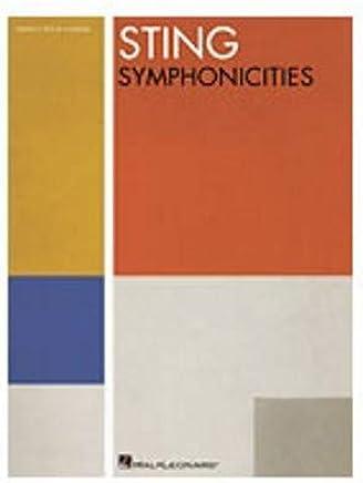 Hal Leonard Sting–Symphonicities (P/V/g)