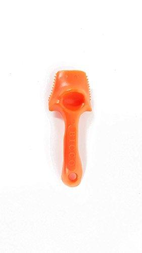 Bicco Plastic Fish Scaler (8-Pack)