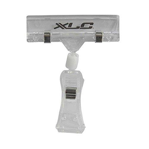 XLC Unisex - Adulto de Precio Soporte de Cartel de Precio -2260816500 Negro tamaño único