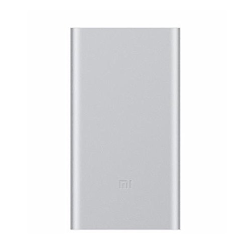 Carregador Portátil Xiaomi Mi Power Bank 2 10000mAh (Prata)