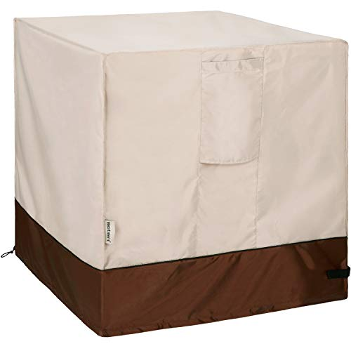 Bestalent Air Conditioner Cover for Outside Unit Square AC Cover Fits up to 34 x 34 x 30 inches