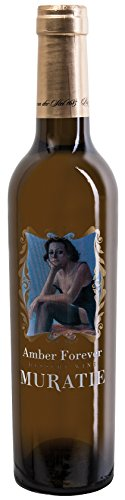 6x 0,375l - 2015er - Muratie - Amber Forever - Muscat d'Alexandrie - Western Cape W.O. - Südafrika - Weißwein süß - Dessertwein