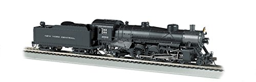 Bachmann Industries Trains Usra Light Pacific 4-6-2 Dcc Sound Value Equipped Nyc #4552 Ho Scale Steam Locomotive -  Bachmann Industries Inc., 52802