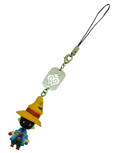 Kingdom Hearts - Vivi Avatar Mascot Figure Phone Charm [Toy] (japan import)