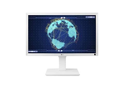 LG 22BL450Y-W BL450Y Series TAA FHD IPS Monitor con soporte ajustable y altavoz integrado, color blanco
