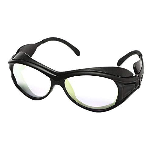 Almencla CO2 Laserschutz Brille Schutzbrille für CO2-Lasergravur