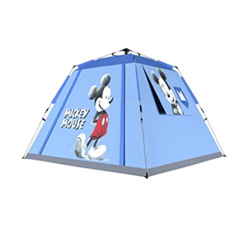 SQL Hall de Cuatro Esquinas, niños, al Aire Libre, acampe a Prueba de Lluvia a Prueba de Lluvia, Carpa de campaña de Apertura rápida.