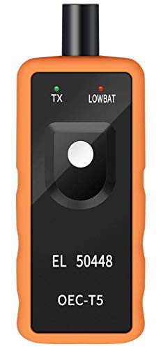 LAUNCH Tire Pressure TPMS Relearn Tool for for GM Tire Sensor Pressure Monitor System Programming Training Activation Reset Tool EL50448 OEC-T5 2021Upgrade -  LAUNCH TPMS