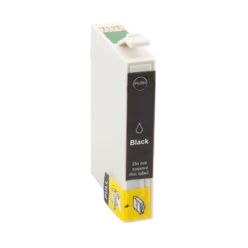 PCMOVILES Catucho De Tinta Compatible con Epson T0611 Negro C13T06114010