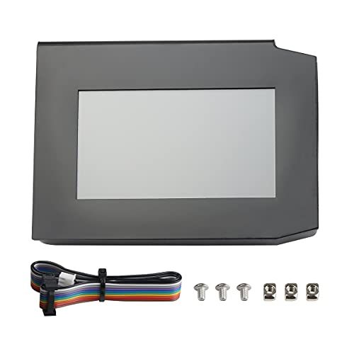 Toaiot 3D Printer Accessories Upgraded Full Touch Screen Kit Graphic Smart Display Touch Screen Assembly Full Colour Screen for Crealty Ender 3/ Ender 3 Pro/Ender 3S/ Ender-3 V2