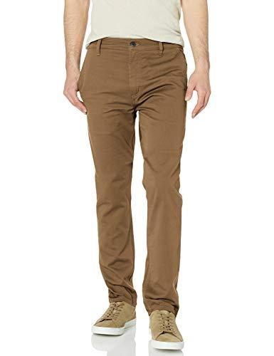 Levi's 511 - Pantaloni ibridi aderenti, da uomo -  Marrone -  38W x 34L