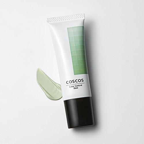 COSCOS(コスコス) カラーコントロールベース ミントグリーン