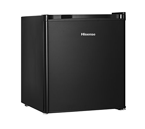 Hisense RS17B5 Feet Free-Standing Compact Refrigerator, 1.7 Cubic Foot, Black