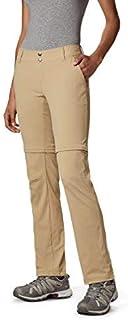 Columbia Women's Saturday Trail II Convertible Pants 10 Regular British Tan [並行輸入品]