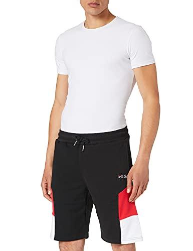 pantaloncini uomo fila Fila Men Blocked Shorts Uomini Juda Pantaloncini bloccati