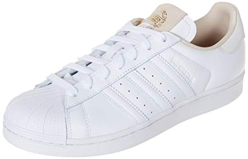 Adidas Superstar White White Crystal White 42