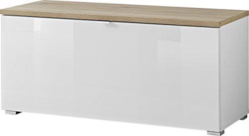 Germania GW-Alameda Zapatero, Madera, Weiß, 39x100x48 cm
