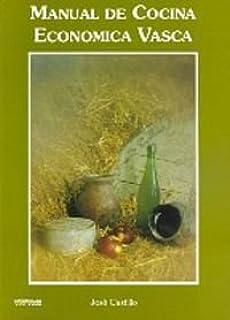 Manual de cocina económica vasca