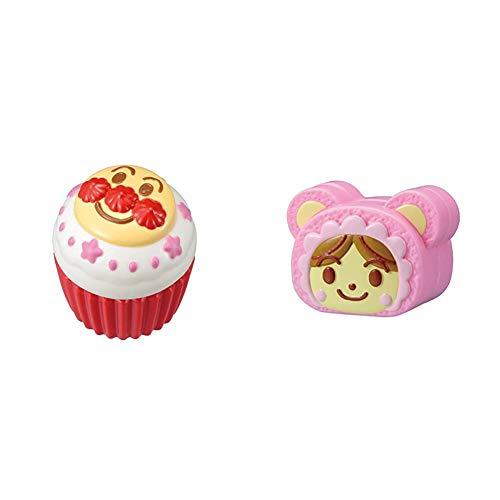 アンパンマン あつめてトントン アンパンマンカップケーキ & アンパンマン あつめてトントン あかちゃんまんロールケーキ【セット買い】