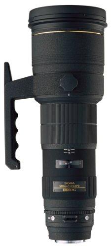 Sigma 500/4.5 EX APO DG HSM NA - Objetivo