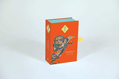 The Book of Kells: Animal Notecards (Thames & Hudson Gift)