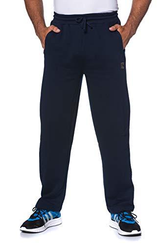 JP 1880 Herren L-8XL bis 8XL, Jogginghose, Hose mit elastischem Bund und Saum, 2 Eingrifftaschen, gerade geschnitten navy 7XL 702635 70-7XL