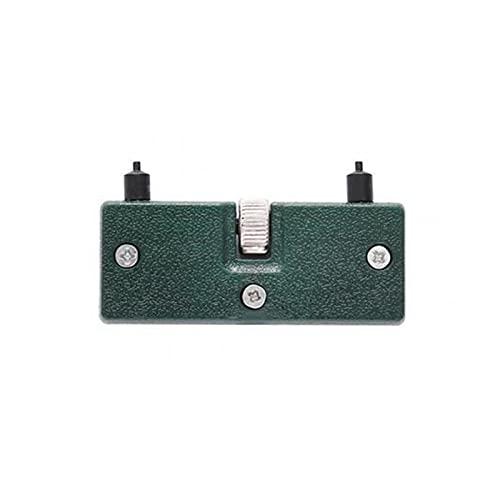 XIAOFANG Montre Portable Remover Cover Cover Couvercle Remover Deux Pieds Kit de réparation Kit de réparation Tool Watch Cover Cover Ouvre-Outil pour Regarder Réparation (Color : Dark Green)