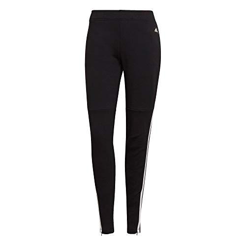 adidas GP7350 W FI 3S SKNYPNT Sport Trousers Womens Black White XS
