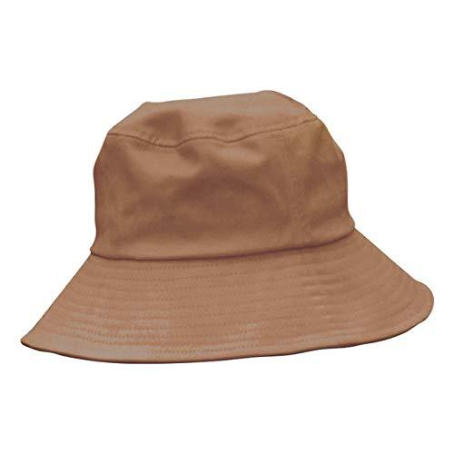 Sombrero clásico de Fieltro de Color sólido para Mujer, Sombreros de ala Ancha para Mujer, Gorra de Jazz con Parte Superior Plana, Sombrero de Cubo, Invierno, Primavera, Verano-Styel 5 Brown