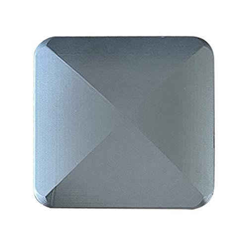 Flip Toy, Flip Toy Desktop Flipo Flip Spinning Toy Pocket Stress Relief Toy, Cuadrilátero/Hexagonal Aluminio