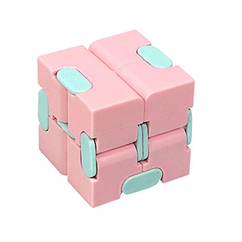 Daybreak Magic Cube - Cube Stress Relief Toys For Adults Kids For ADHD / ADD / OCD - Funny Fidget Game Small Cube For The Classroom And Office